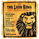 Elton John Circle Of Life (from The Lion King: Broadway Musical) Sheet Music and PDF music score - SKU 418557