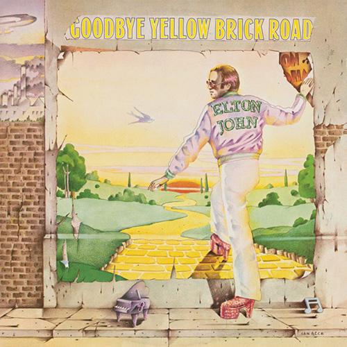 Elton John Goodbye Yellow Brick Road profile image