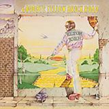 Elton John Goodbye Yellow Brick Road Sheet Music and PDF music score - SKU 80207