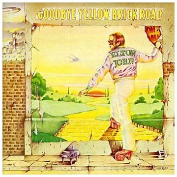 Elton John, Goodbye Yellow Brick Road, Saxophone
