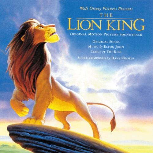 Elton John, Hakuna Matata (from The Lion King), 5-Finger Piano
