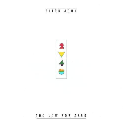 Elton John, I'm Still Standing, Keyboard