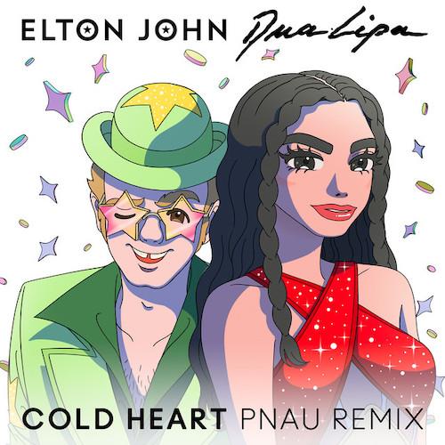 Elton John & Dua Lipa Cold Heart (PNAU Remix) profile image