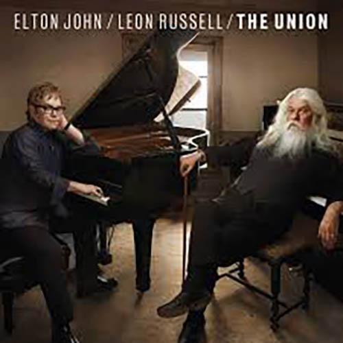 Elton John & Leon Russell Hey Ahab profile image