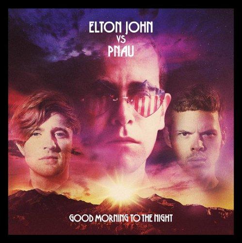 Elton John vs. Pnau, Sad, Piano, Vocal & Guitar (Right-Hand Melody)