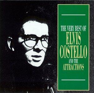 Elvis Costello, Shipbuilding, Piano, Vocal & Guitar (Right-Hand Melody)