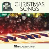 Elvis Presley Blue Christmas [Jazz version] Sheet Music and PDF music score - SKU 186977