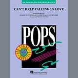 Elvis Presley Can't Help Falling in Love (arr. Robert Longfield) - Violin 2 Sheet Music and PDF music score - SKU 425542