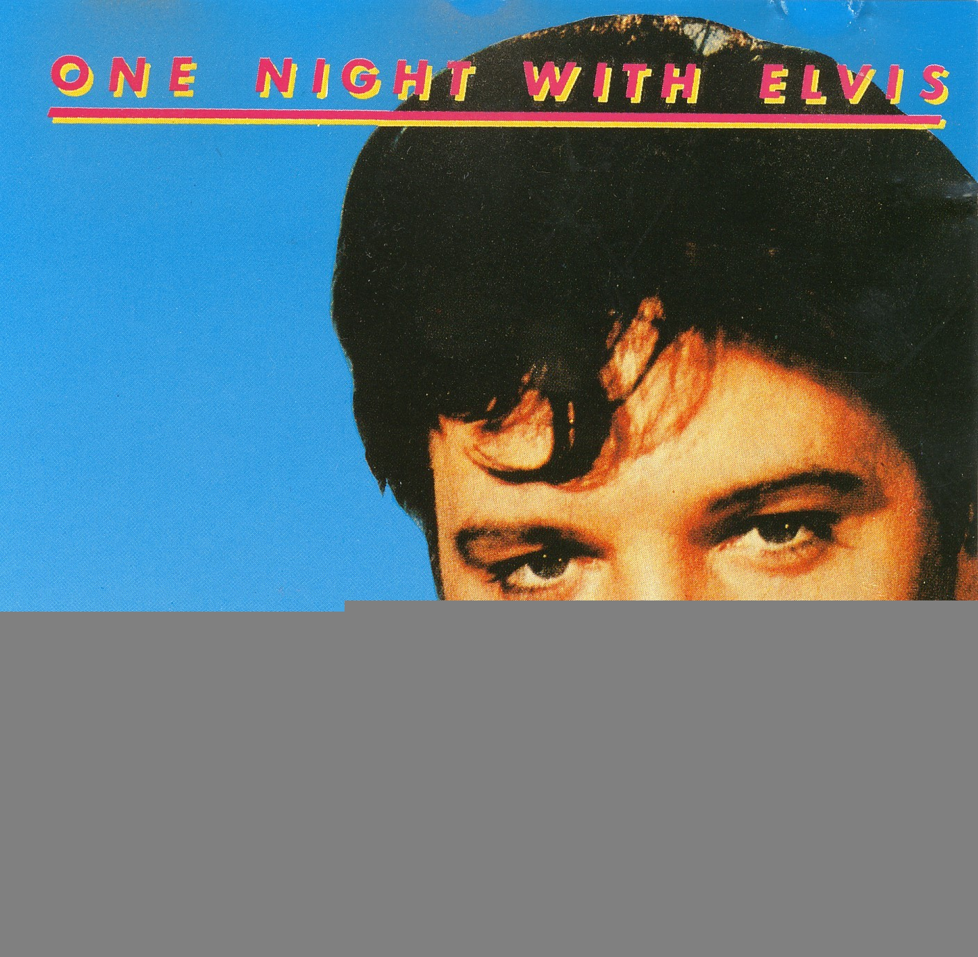 Elvis Presley, Don't Ask Me Why, Piano, Vocal & Guitar (Right-Hand Melody)