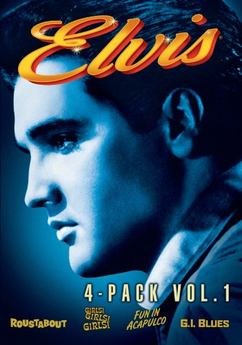 Elvis Presley, Fun In Acapulco, Piano, Vocal & Guitar (Right-Hand Melody)
