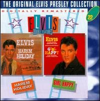 Elvis Presley, Girl Happy, Piano, Vocal & Guitar (Right-Hand Melody)