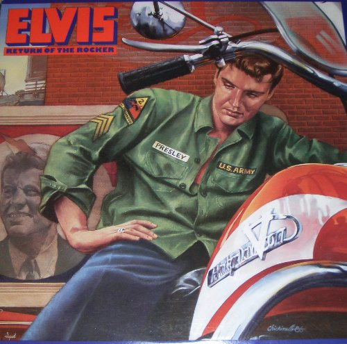 Elvis Presley (Marie's The Name) His Latest Flame profile image