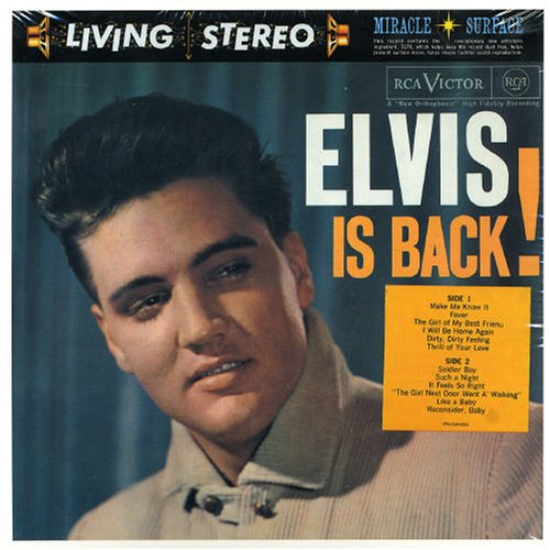 Elvis Presley, I Gotta Know, Piano, Vocal & Guitar (Right-Hand Melody)