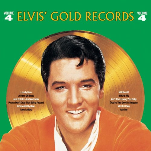 Elvis Presley, It Hurts Me, Piano, Vocal & Guitar (Right-Hand Melody)
