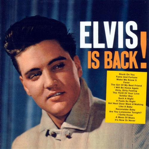 Elvis Presley It's Now Or Never profile image