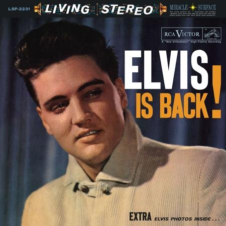 Elvis Presley, Reconsider Baby, Piano, Vocal & Guitar (Right-Hand Melody)