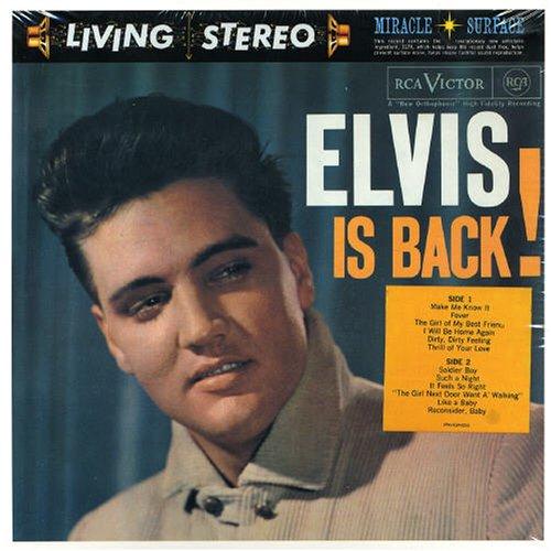 Elvis Presley Stuck On You profile image
