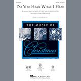 Emily Crocker Do You Hear What I Hear - Bb Clarinet 1 Sheet Music and PDF music score - SKU 371044