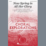 Emily Crocker Now Spring In All Her Glory Sheet Music and PDF music score - SKU 410607