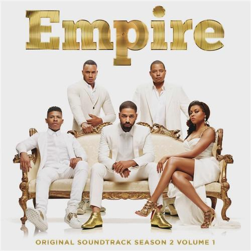 Empire Cast, Powerful #WeMatter, Piano, Vocal & Guitar (Right-Hand Melody)