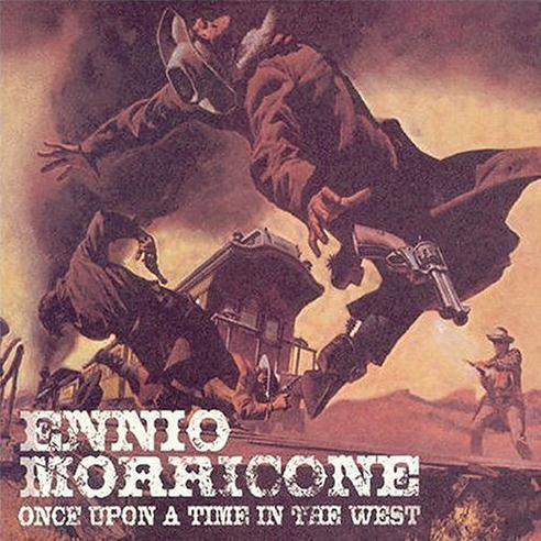 Ennio Morricone, The Man With The Harmonica (from 'Once Upon A Time In The West'), Piano