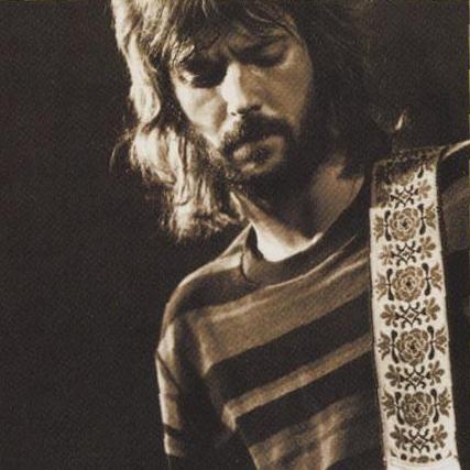 Eric Clapton I Wish You Would profile image