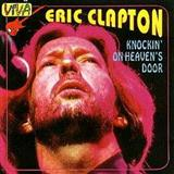 Eric Clapton Knockin' On Heaven's Door Sheet Music and PDF music score - SKU 158071