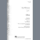 Eric Whitacre Glow - Bass Sheet Music and PDF music score - SKU 344283