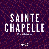 Eric Whitacre Sainte-Chapelle Sheet Music and PDF music score - SKU 120880