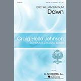 Eric William Barnum Dawn Sheet Music and PDF music score - SKU 296835