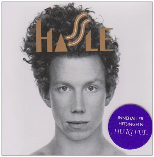 Erik Hassle, Hurtful, Piano, Vocal & Guitar (Right-Hand Melody)