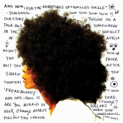 Erykah Badu, Love Of My Life (An Ode To Hip Hop), Piano, Vocal & Guitar (Right-Hand Melody)