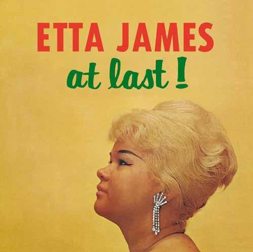 Etta James, At Last, Piano & Vocal