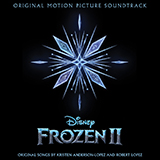 Evan Rachel Wood All Is Found (from Disney's Frozen 2) Sheet Music and PDF music score - SKU 443832