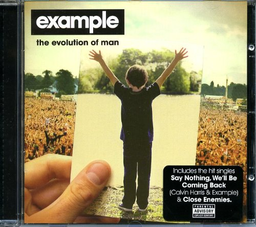 Example, Say Nothing, Piano, Vocal & Guitar (Right-Hand Melody)