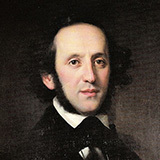 Felix Mendelssohn Spring Song, from Songs Without Words, Op.62 Sheet Music and PDF music score - SKU 14171