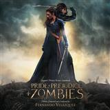 Fernando Velazquez Netherfield Ball Dance One (from 'Pride and Prejudice and Zombies') Sheet Music and PDF music score - SKU 123484