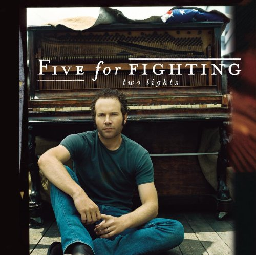 Five For Fighting, California Justice, Piano, Vocal & Guitar (Right-Hand Melody)