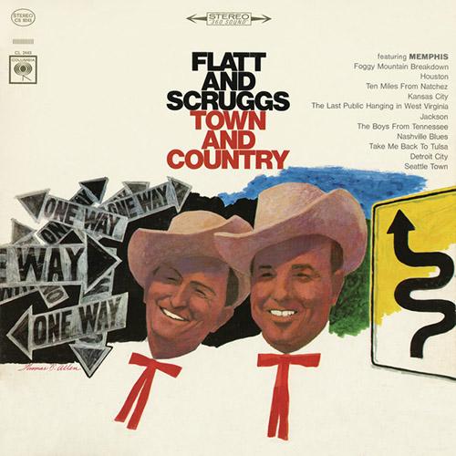 Flatt & Scruggs Foggy Mountain Breakdown Sheet Music and PDF music score - SKU 64297