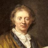 Francois Couperin Les Baricades Misterieuses Sheet Music and PDF music score - SKU 117937