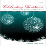 Frank J. Halferty Celebrating Christmas (14 Grade 4 Solos With Piano Accompaniment) - Bb Clarinet Sheet Music and PDF music score - SKU 372667