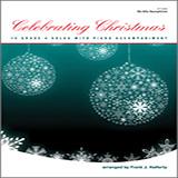 Frank J. Halferty Celebrating Christmas (14 Grade 4 Solos With Piano Accompaniment) - Eb Alto Saxophone Sheet Music and PDF music score - SKU 372660
