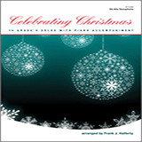 Frank J. Halferty Celebrating Christmas (14 Grade 4 Solos With Piano Accompaniment) - Piano (optional) Sheet Music and PDF music score - SKU 372755