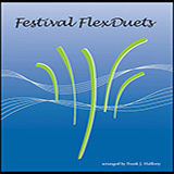 Frank J. Halferty Festival FlexDuets - Bass Clef String Instruments Sheet Music and PDF music score - SKU 441285