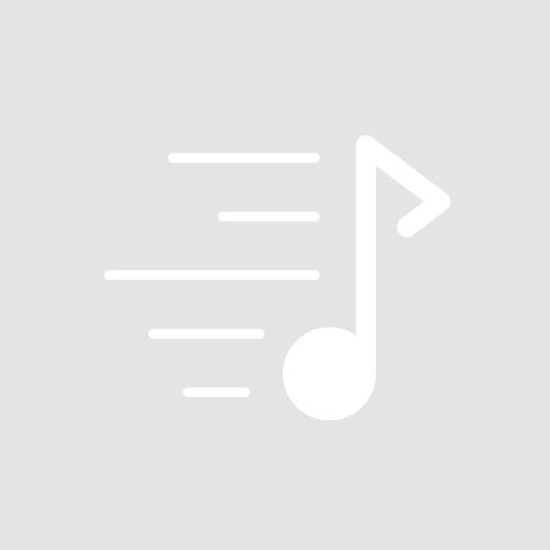 Frank Loesser, Standing On The Corner, Piano Chords/Lyrics