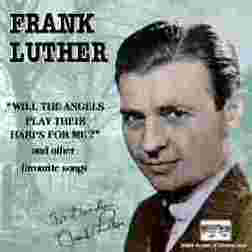 Frank Luther Christmas Is A-Comin' (May God Bless You) Sheet Music and PDF music score - SKU 166537