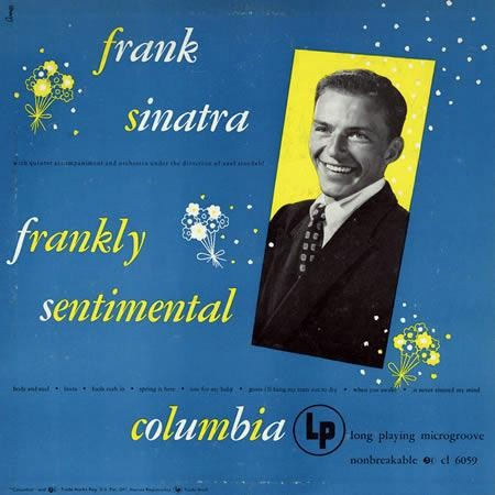 Frank Sinatra One For My Baby (And One More For The Road) Sheet Music and PDF music score - SKU 13834