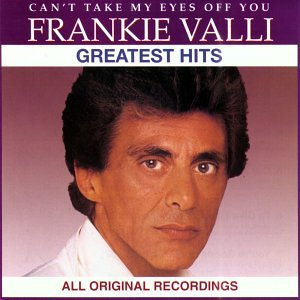 Frankie Valli & The Four Seasons, Can't Take My Eyes Off Of You, Piano, Vocal & Guitar (Right-Hand Melody)