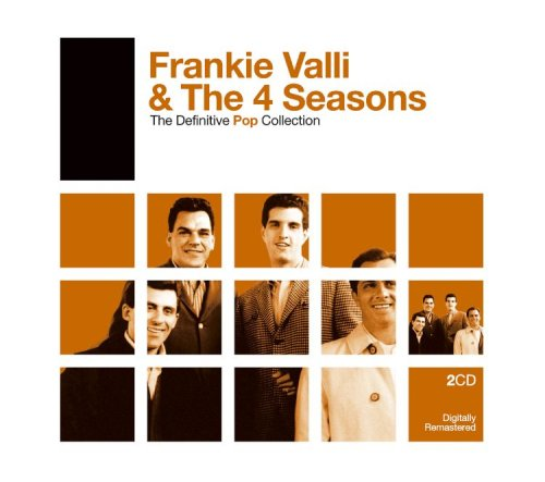 Frankie Valli & The Four Seasons, December 1963 (Oh, What A Night), Piano & Vocal