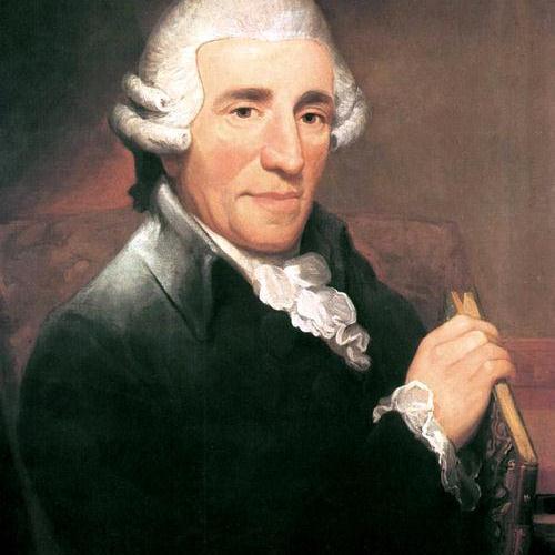 Franz Joseph Haydn, Symphony No.101 'The Clock' (2nd Movement: Andante), Piano